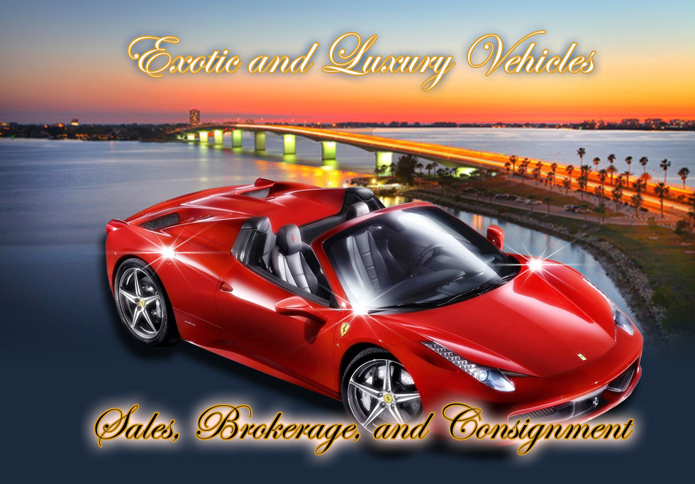 Home | Suncoast Exotics | Used Cars For Sale - Sarasota, FL